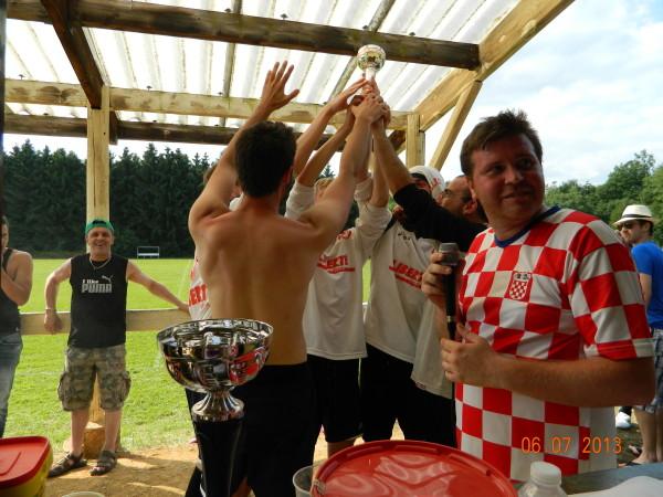 Deux nouvelles coupes pour le Spartak !