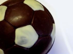 ballon chocolat