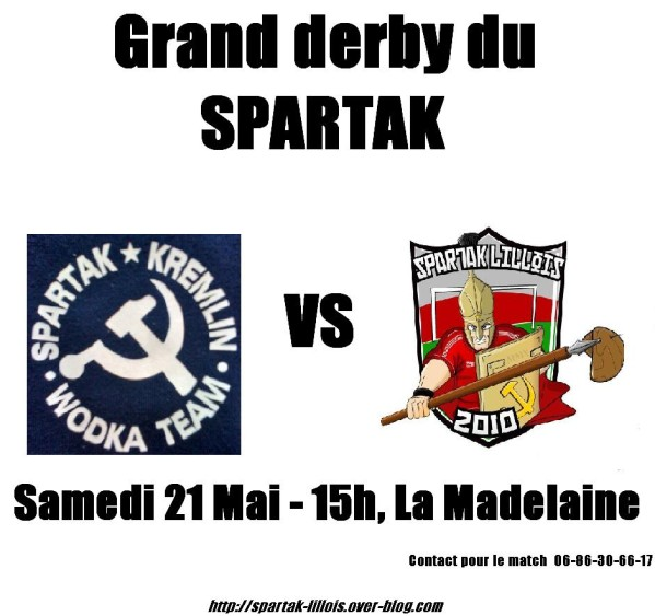 derby spartak