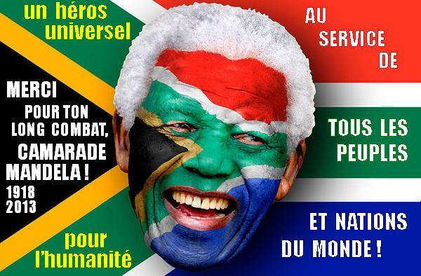 Mandela RIP