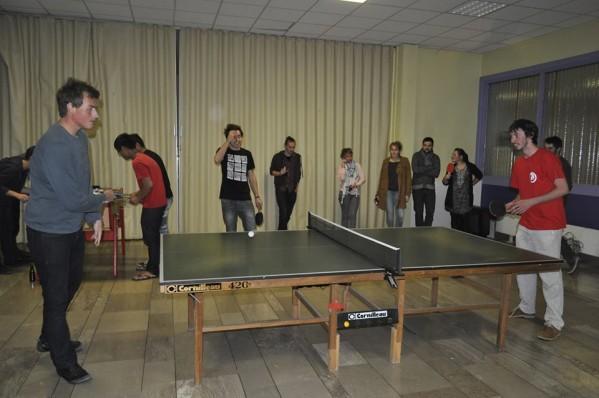 spartak ping pong
