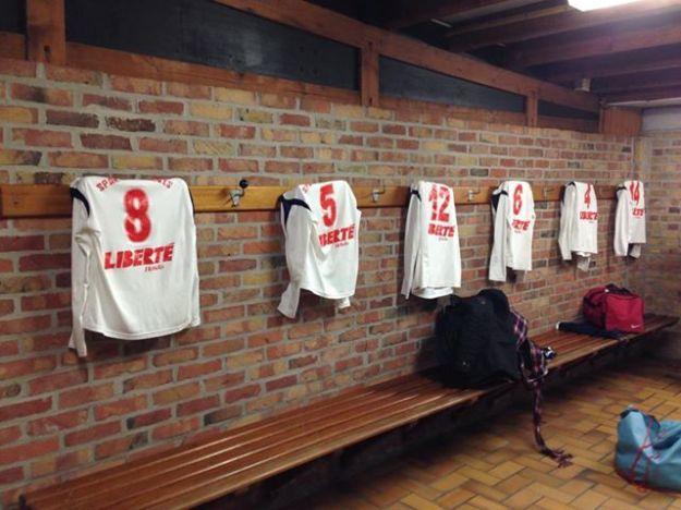 Comme l'a dit François : « Le Spartak se prépare pour le match ! A la bien couzinnnnn !!! »