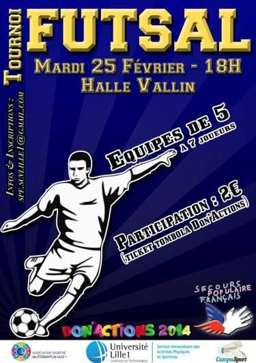 Futsal lille
