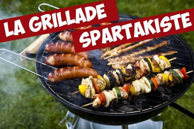 grillade spartakiste