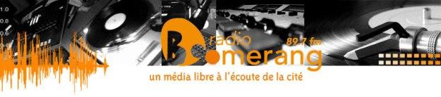 radio boomerang