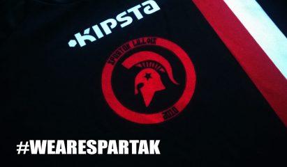 maillot du spartak