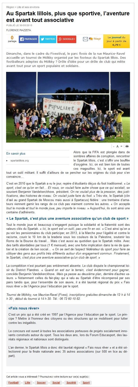 article vdn