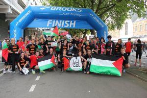 10 km palestine - 2