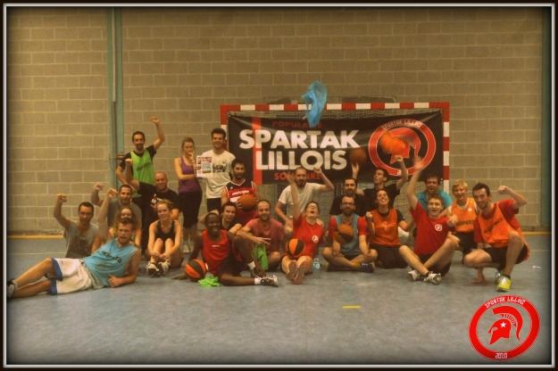 spartak sport en salle